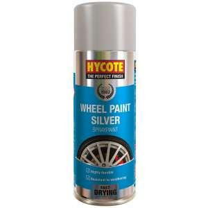 Hycote Wheel Paint Silver Spray Paint 400Ml Xuk402-0