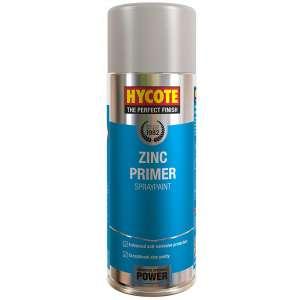 Hycote Zinc Primer Spray Paint 400Ml Xuk207-0