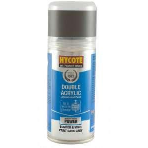 Hycote Bumper & Vinyl Dark Grey Spray Paint 150Ml Xbv1503-0