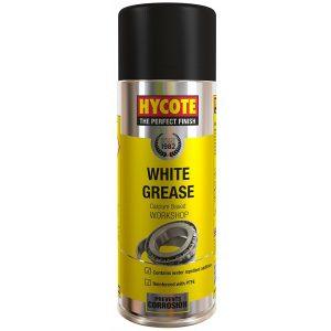 Hycote White Grease Spray 400Ml Xuk310-0