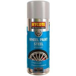 Hycote Wheel Paint Steel Spray Paint 400Ml Xuk438-0