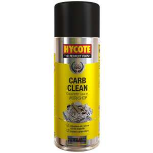 Hycote Carb Clean Spray 400Ml Carburetor Cleaner Xuk303-0