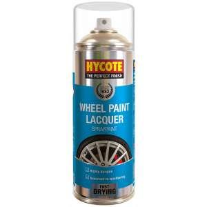 Hycote Wheel & Trim Clear Lacquer 400Ml Xuk405-0