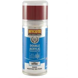 Hycote Rover Nightfire Red Pearl Double Acrylic Spray Paint 150Ml Xdrv515-0
