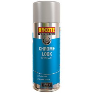 Hycote Chrome Look Spray Paint 400Ml Xuk477-0