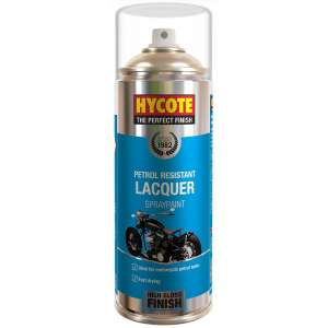Hycote Petrol Resistant Clear Lacquer 400Ml Xuk435-0
