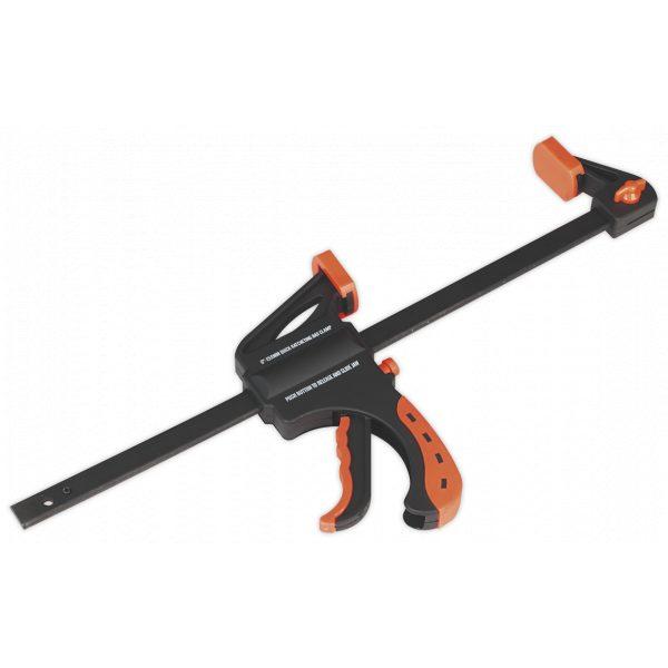 Sealey AK6102 Ratchet Bar Clamp 300mm-0