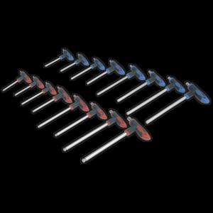 Sealey AK7147 T-Handle TRX-Star & Hex Key Set 16pc-0