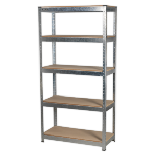 Sealey AP6350GS Racking Unit 5 Shelf 350kg Capacity Per Level-0