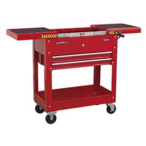 Sealey AP705M Mobile Tool & Parts Trolley - Red-0