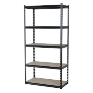 Sealey AP900R Racking Unit with 5 Shelves 340kg Capacity Per Level-0