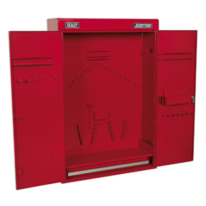 Sealey APW615 Wall Mounting Tool Cabinet with 1 Drawer-0