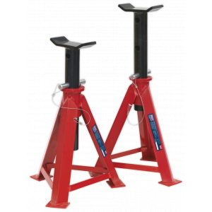 Sealey AS7500 Axle Stands (Pair) 7.5tonne Capacity per Stand-0