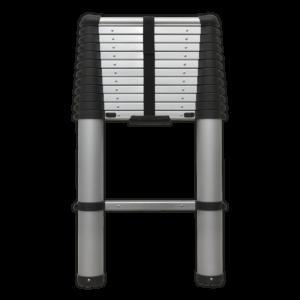 Sealey ATL13 Aluminium Telescopic Ladder 13-Tread EN 131-0