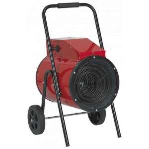 Sealey EH15001 Industrial Fan Heater 15kW 415V 3ph-0