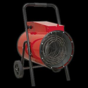 Sealey EH30001 Industrial Fan Heater 30kW 415V 3ph-0
