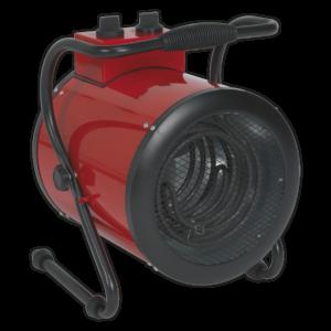 Sealey EH5001 Industrial Fan Heater 5kW 415V 3ph-0