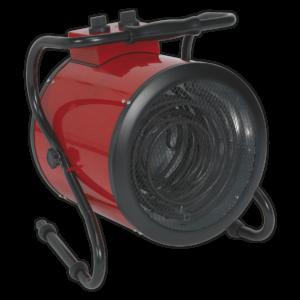 Sealey EH9001 Industrial Fan Heater 9kW 415V 3ph-0