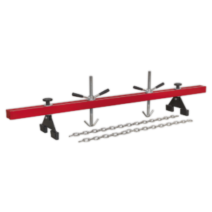 Sealey ES502 Engine Support Beam 500kg Capacity Double Support-0
