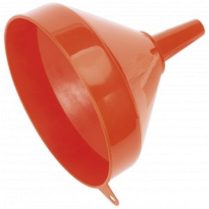 Sealey F5 Funnel Large Ø250mm Fixed Spout-0
