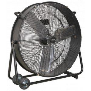 "Sealey HVD30 Industrial High Velocity Drum Fan 30"" 230V-0"