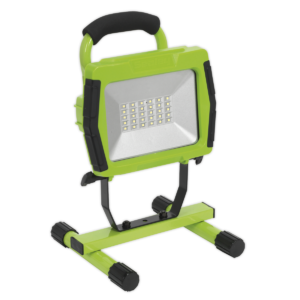 Sealey LED109C Rechargeable Portable Floodlight 30SMD LED Lithium-ion-0