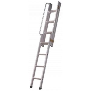 Sealey LFT03 Loft Ladder 3-Section to BS 14975:2006-0
