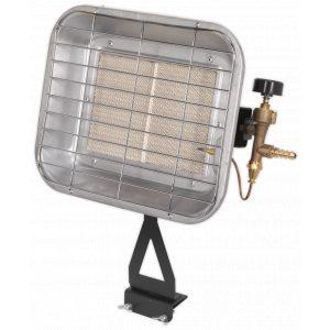 Sealey LP13 Space Warmer® Propane Heater 10,250-15,354Btu/hr Bottle Mounting-0