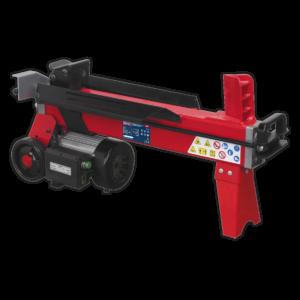 Sealey LS520H Horizontal Log Splitter 5tonne 520mm Capacity-0