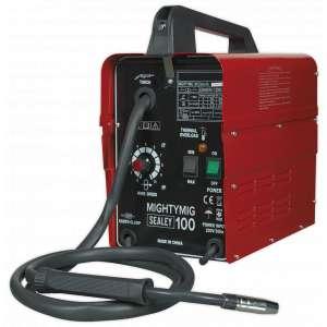 Sealey MIGHTYMIG100 No-Gas MIG Welder 100Amp 230V-0