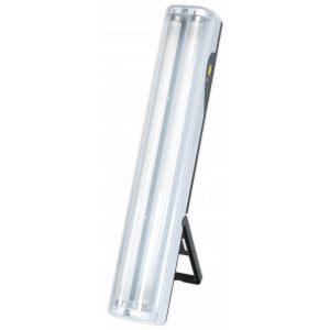 Sealey ML18/36 Rechargeable Fluorescent Floor Light 2 x 20W-0