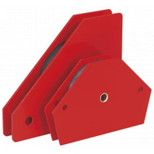 Sealey MQC2 Magnetic Quick Clamp Set 2pc-0