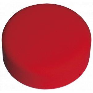 Sealey PTCCHV150R Buffing & Polishing Foam Head Hook-and-Loop Ø150 x 50mm Red/Ultra Soft-0