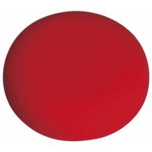 Sealey PTCCHV79R Buffing & Polishing Foam Head Hook-and-Loop Ø80 x 25mm Red/Ultra Soft-0
