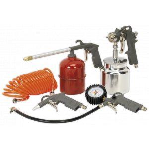 Sealey SA33/S Air Accessory Kit 5pc-0