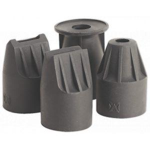 Sealey SG10/ACC Contoured Nozzle Set 4pc for SG10-0