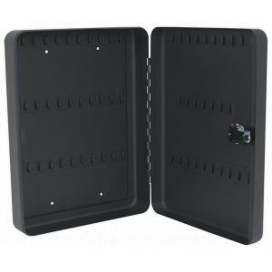 Sealey SKC857 Key Cabinet 57 Key Tumbler Lock-0