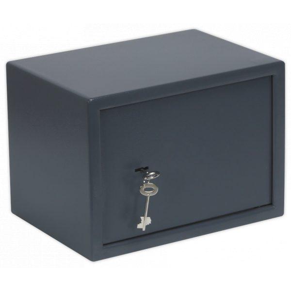 Sealey SKS01 Key Lock Security Safe 350 x 250 x 250mm-0