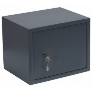 Sealey SKS02 Key Lock Security Safe 380 x 300 x 300mm-0