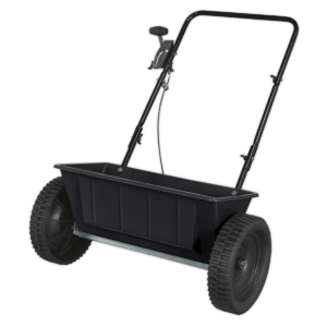 Sealey SPD27W Drop Spreader 27kg Walk Behind-0