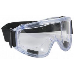 Sealey SSP2 Safety Goggles Indirect Vent BS EN 166-0