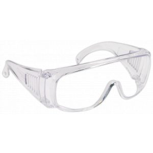 Sealey SSP29 Safety Spectacles BS EN 166/F-0