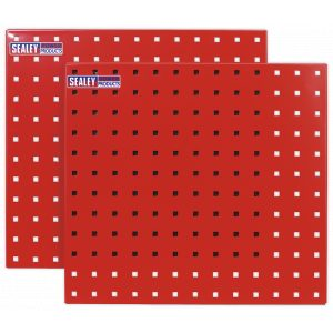 Sealey TTS05 PerfoTool Storage Panel 500 x 500mm Pack of 2-0