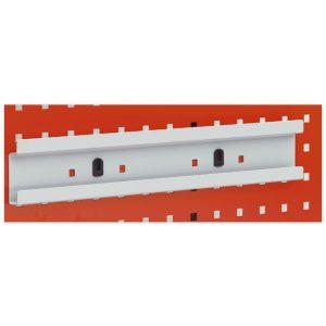 Sealey TTS32 Plastic Bin Holder Strip 450mm-0