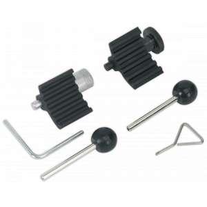 Sealey VSE2358 Diesel Engine Setting/Locking Kit 1.2D, 1.6D, 2.0D TDi Common Rail - Belt Drive-0