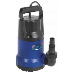 Sealey WPC100 Submersible Water Pump 100L/min 230V-0