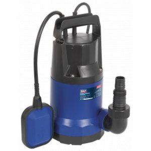 Sealey WPC100A Submersible Water Pump Automatic 100L/min 230V-0