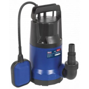 Sealey WPC150A Submersible Water Pump Automatic 167L/min 230V-0