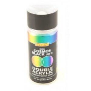 Hycote Bmw Cosmos Black Double Acrylic Spray Paint 150Ml Xdbm404-0