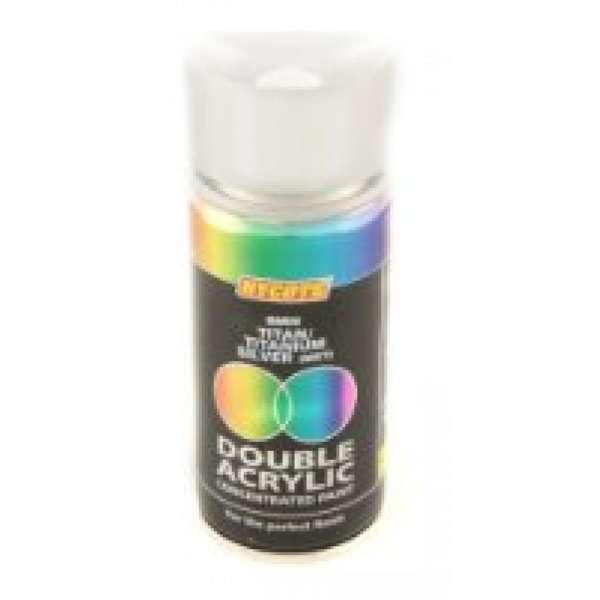 Hycote Bmw Titan/Titanium Silver Double Acrylic Spray Paint 150Ml Xdbm405-0